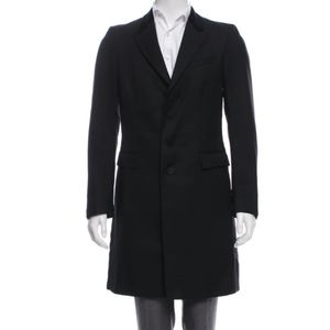 Burberry Trench Men's Wool Coat size 38